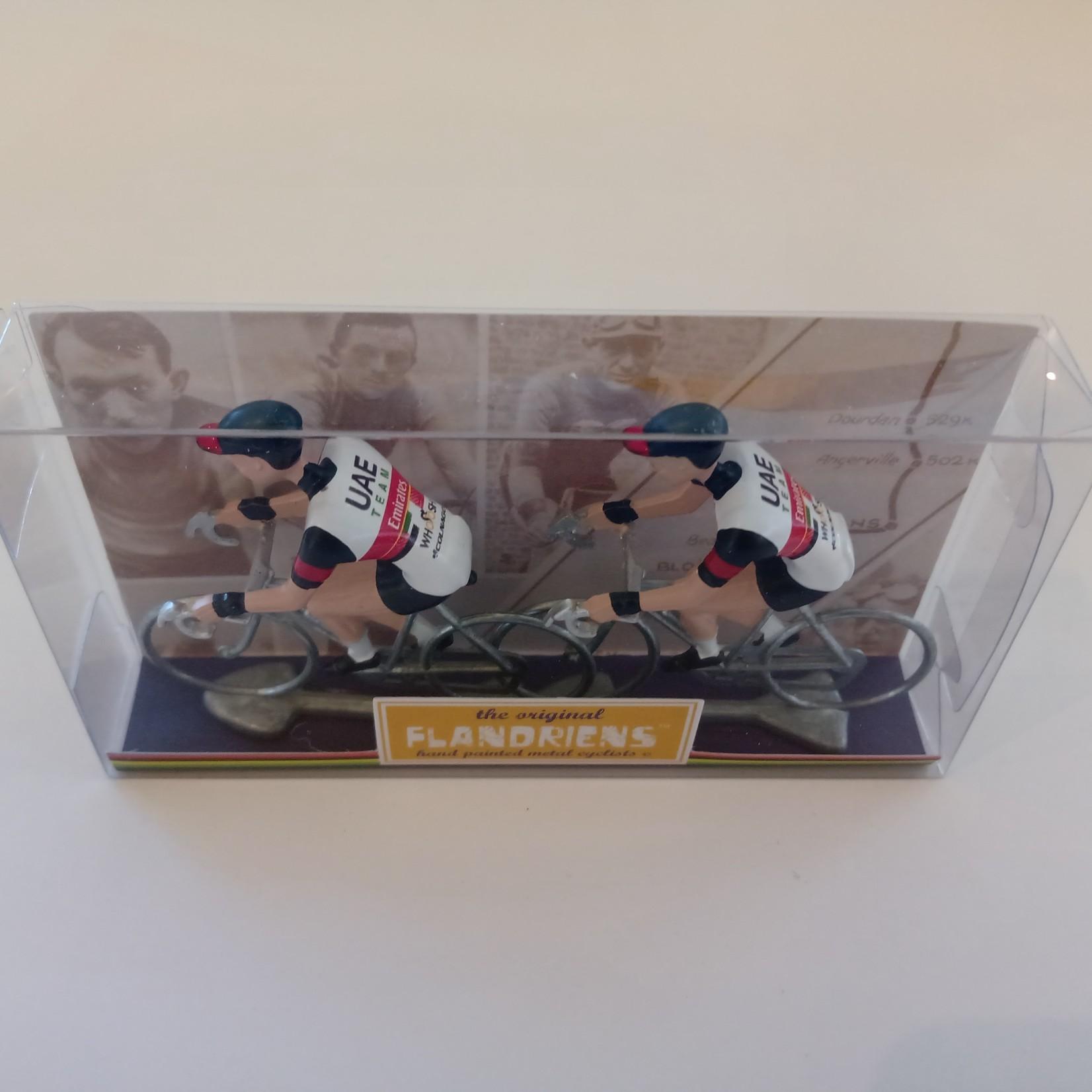 Miniatuur 'UAE Team Emirates Woosh' 2021'