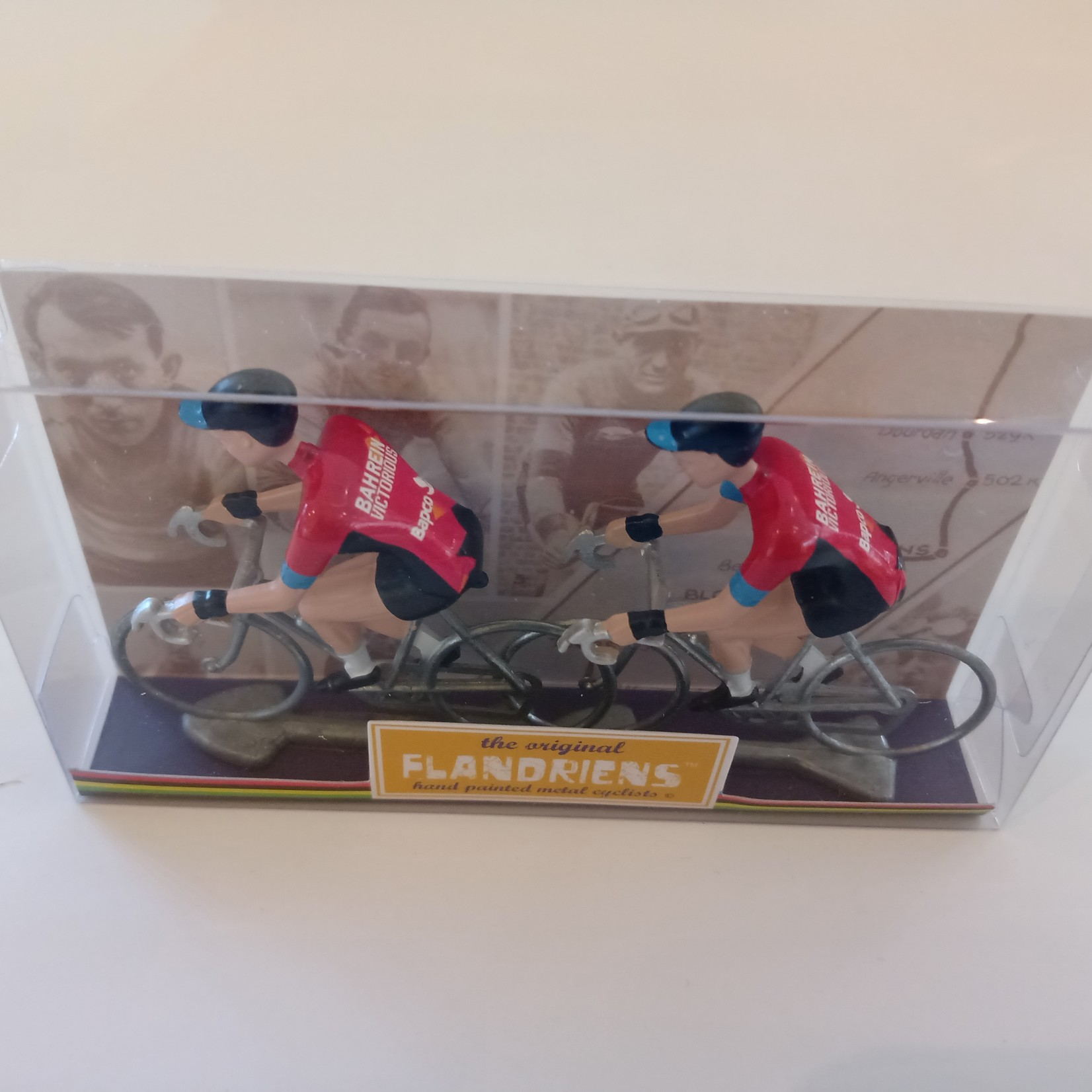 Miniature 'Bahrain Victorious 2021'