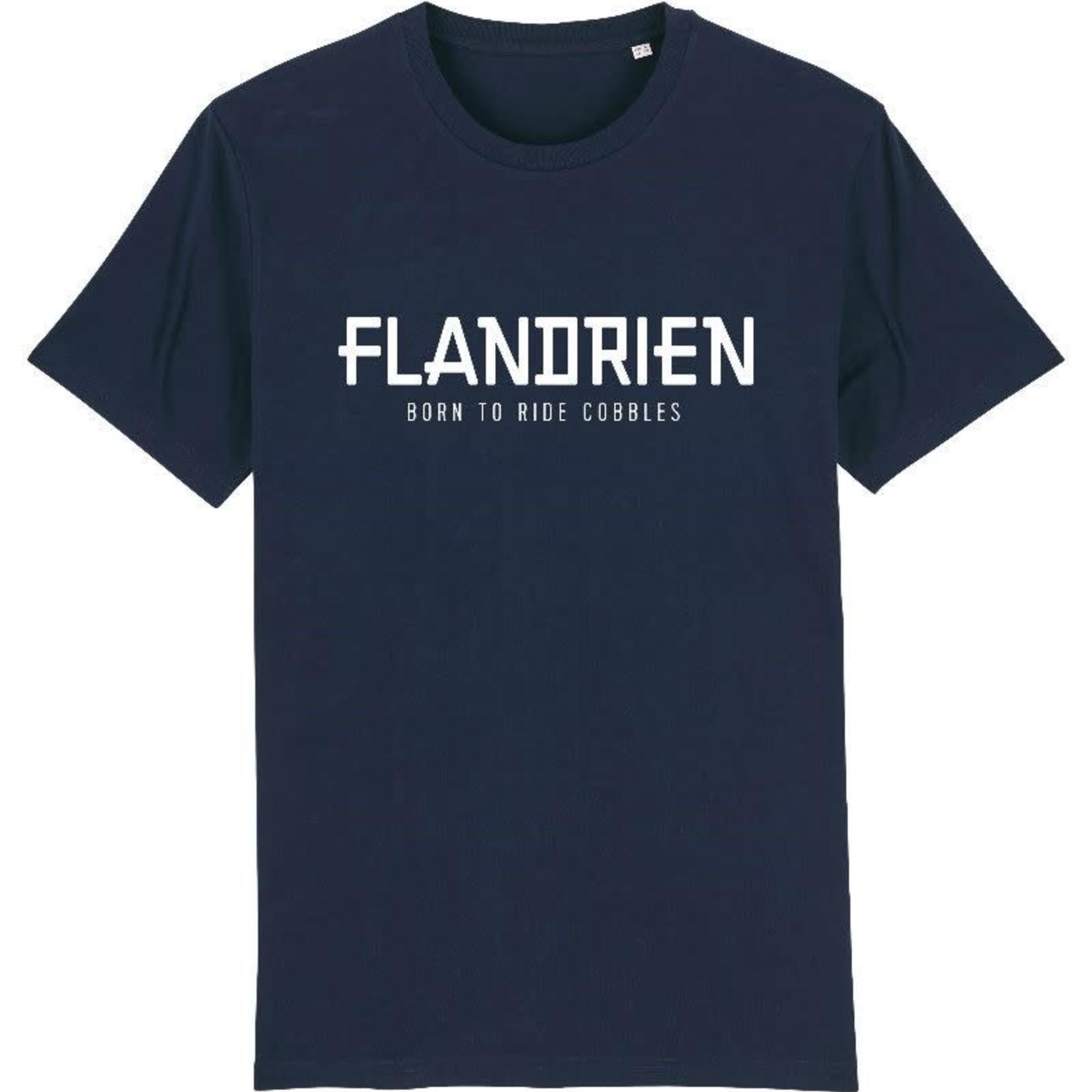 T-shirt 'Flandrien' blue