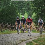 Kaart 'De Ronde van Vlaanderen Fietsroutes' (3 lussen)