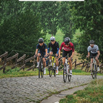 Map 'The Tour of Flanders cycling routes' (3 loops)
