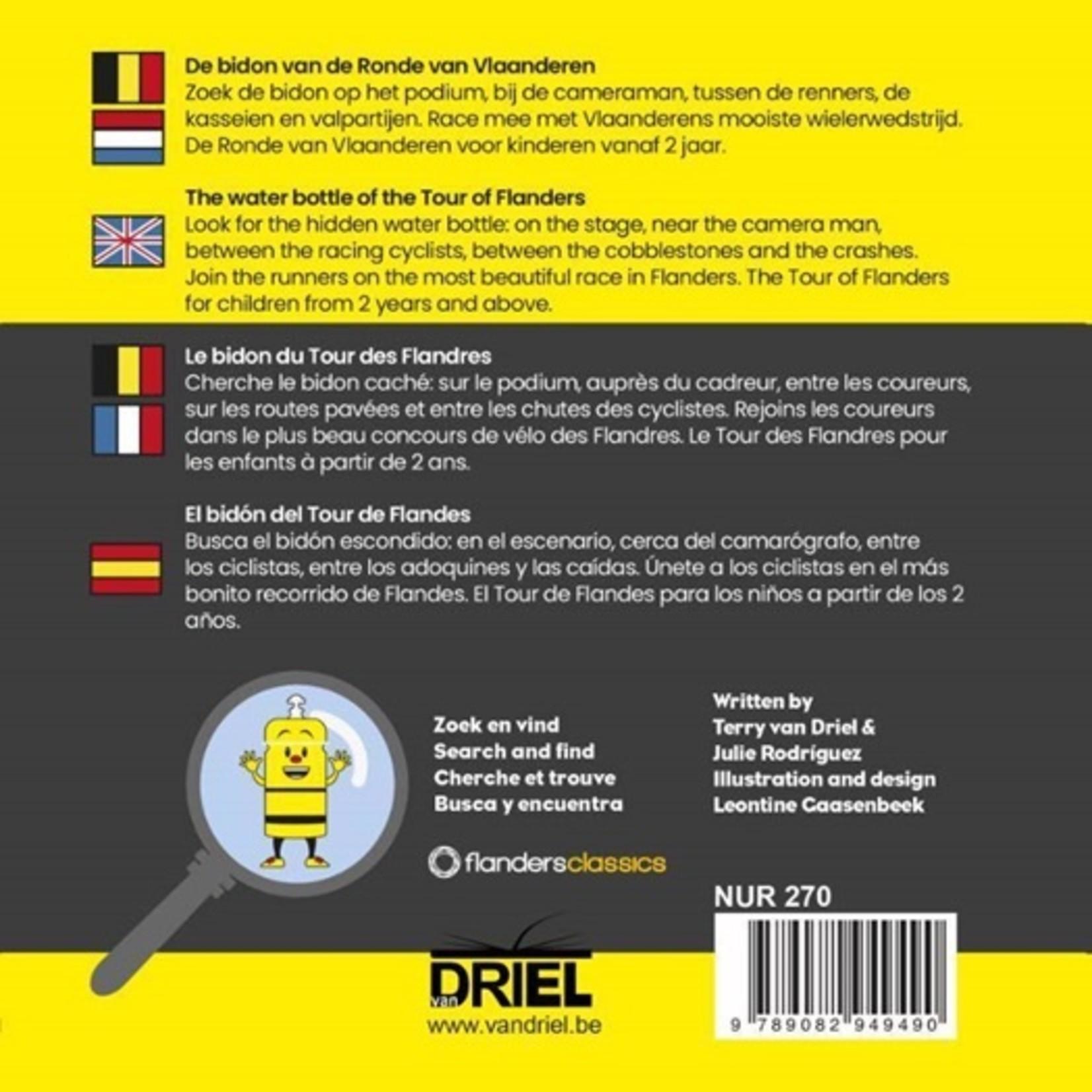 Boekje 'De bidon van De Ronde'