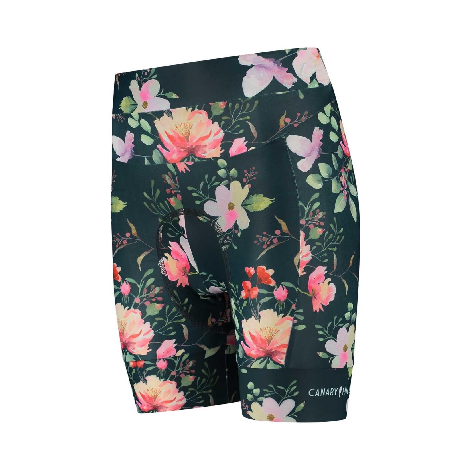 Canary Hill 'Bouquet' Bib shorts