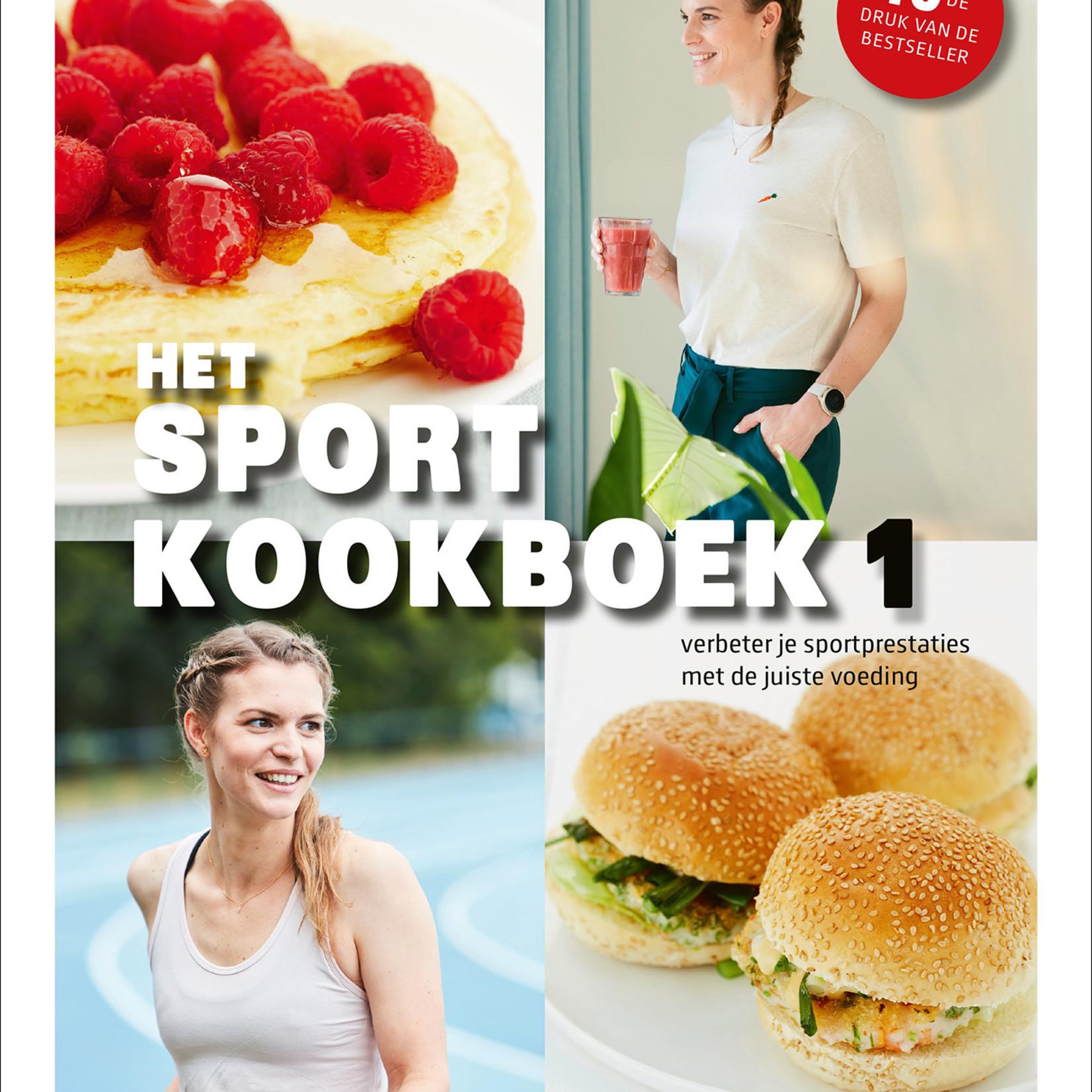 Het Sportkookboek 1, Stephanie Scheirlynck (NED)