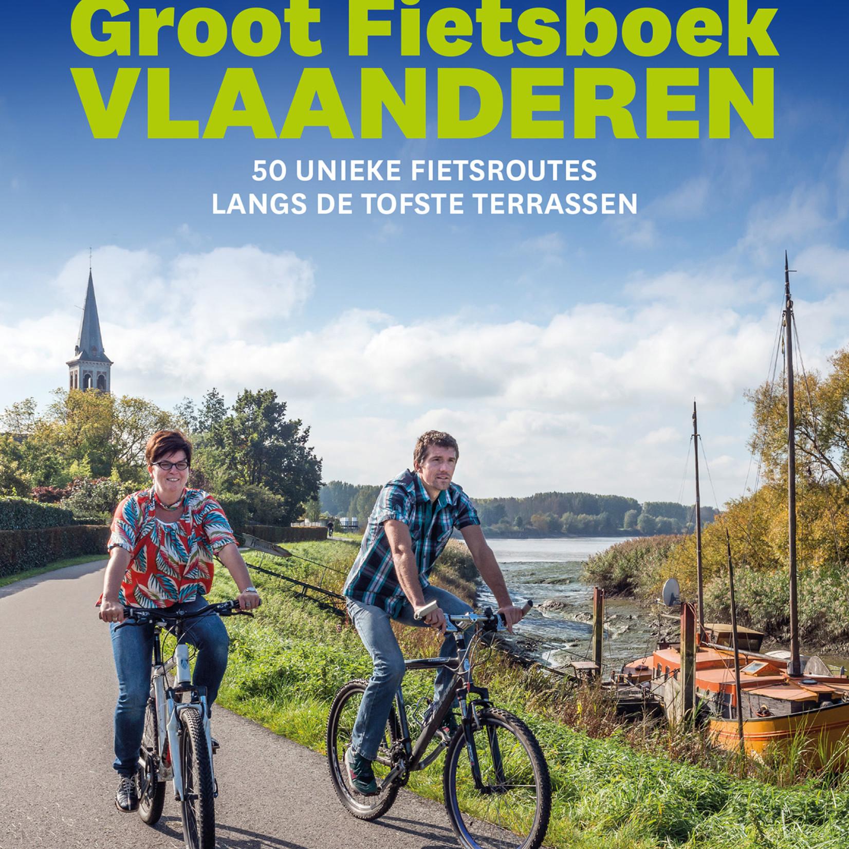 Groot Fietsboek Vlaanderen (NED)