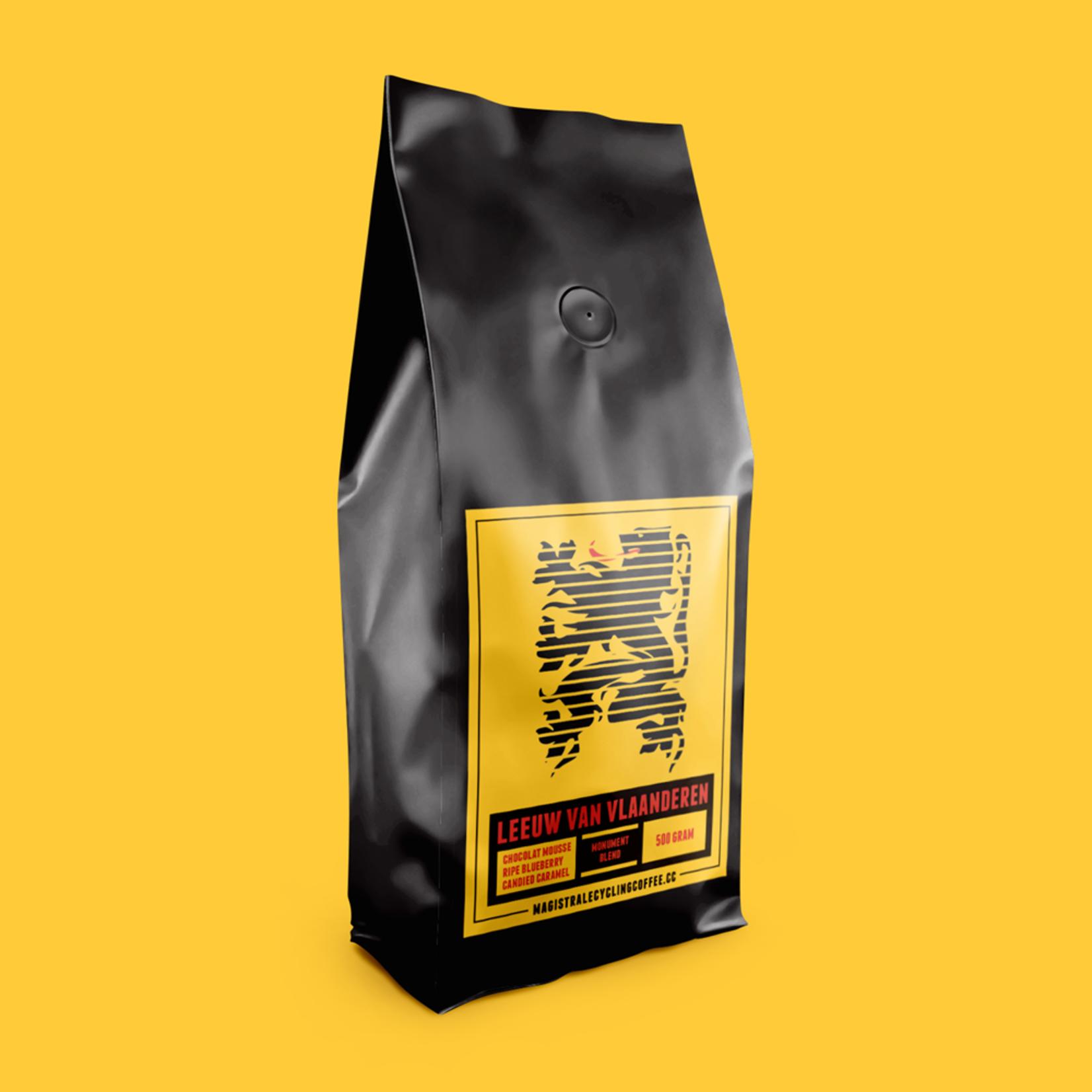 Il Magistrale coffee 'Leeuw van Vlaanderen' 500gr