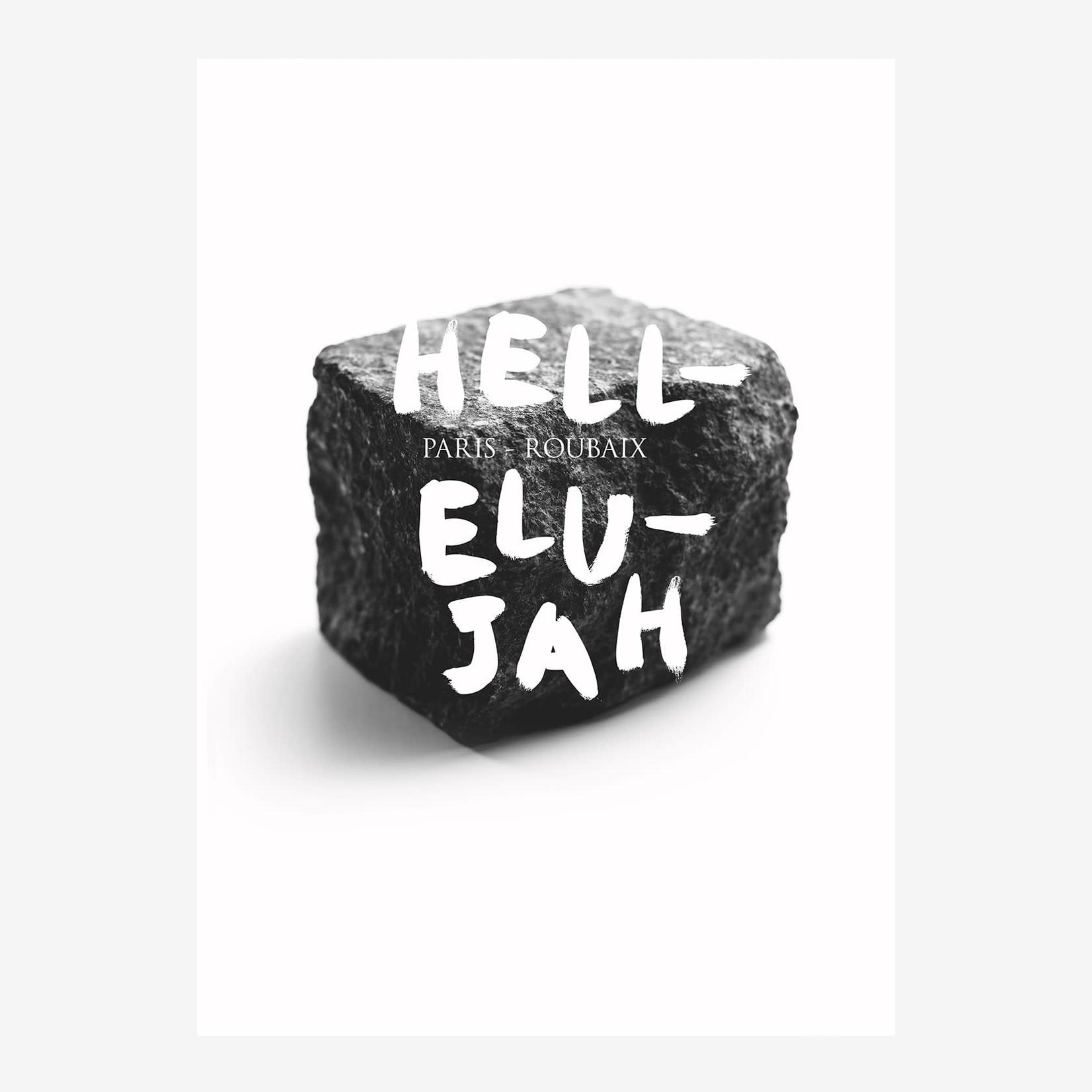 Poster 'Hellelujah' (Maison du Peloton)
