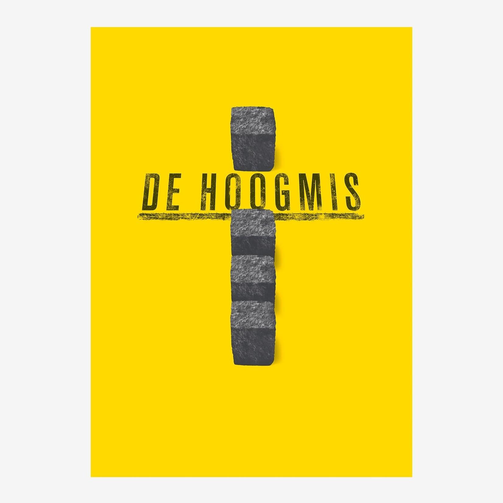 Poster 'De Hoogmis' (Maison du Peloton)