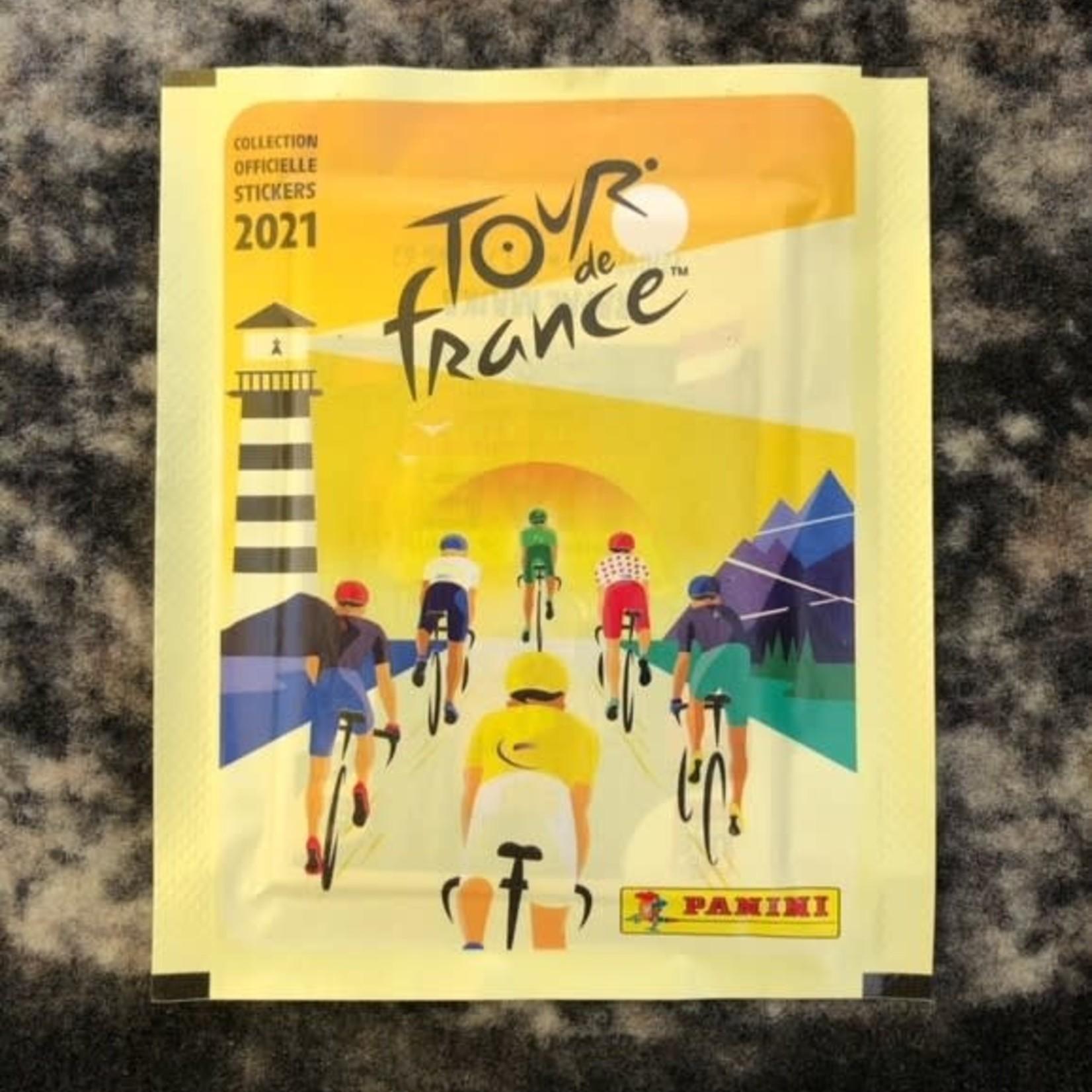 Panini Tour de France 2021 (1 zakje)