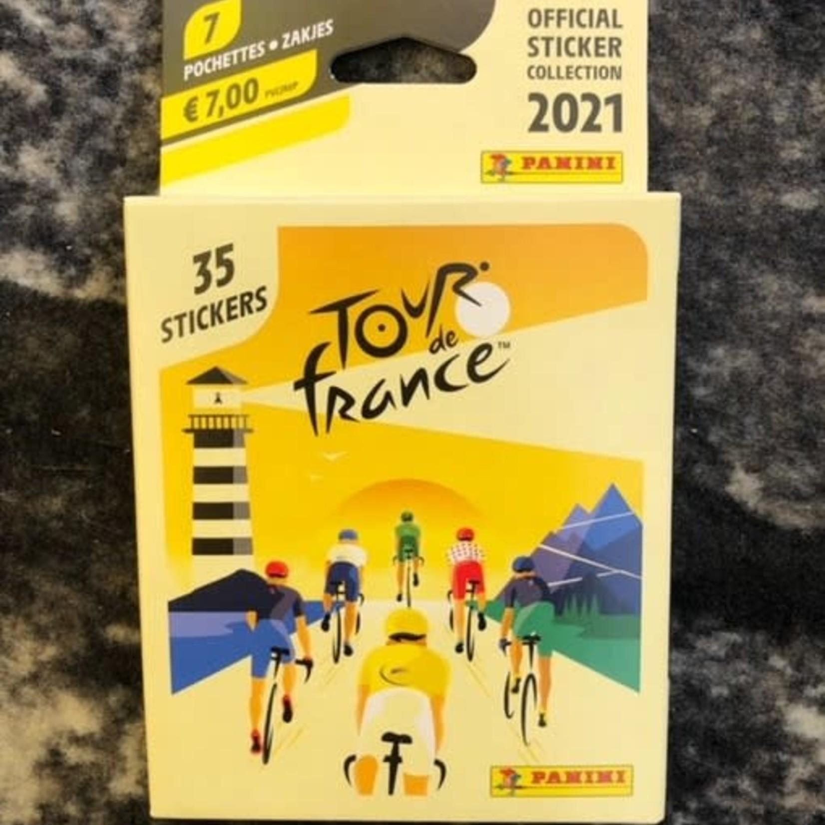 Panini Tour de France 2021 (35 stickers )