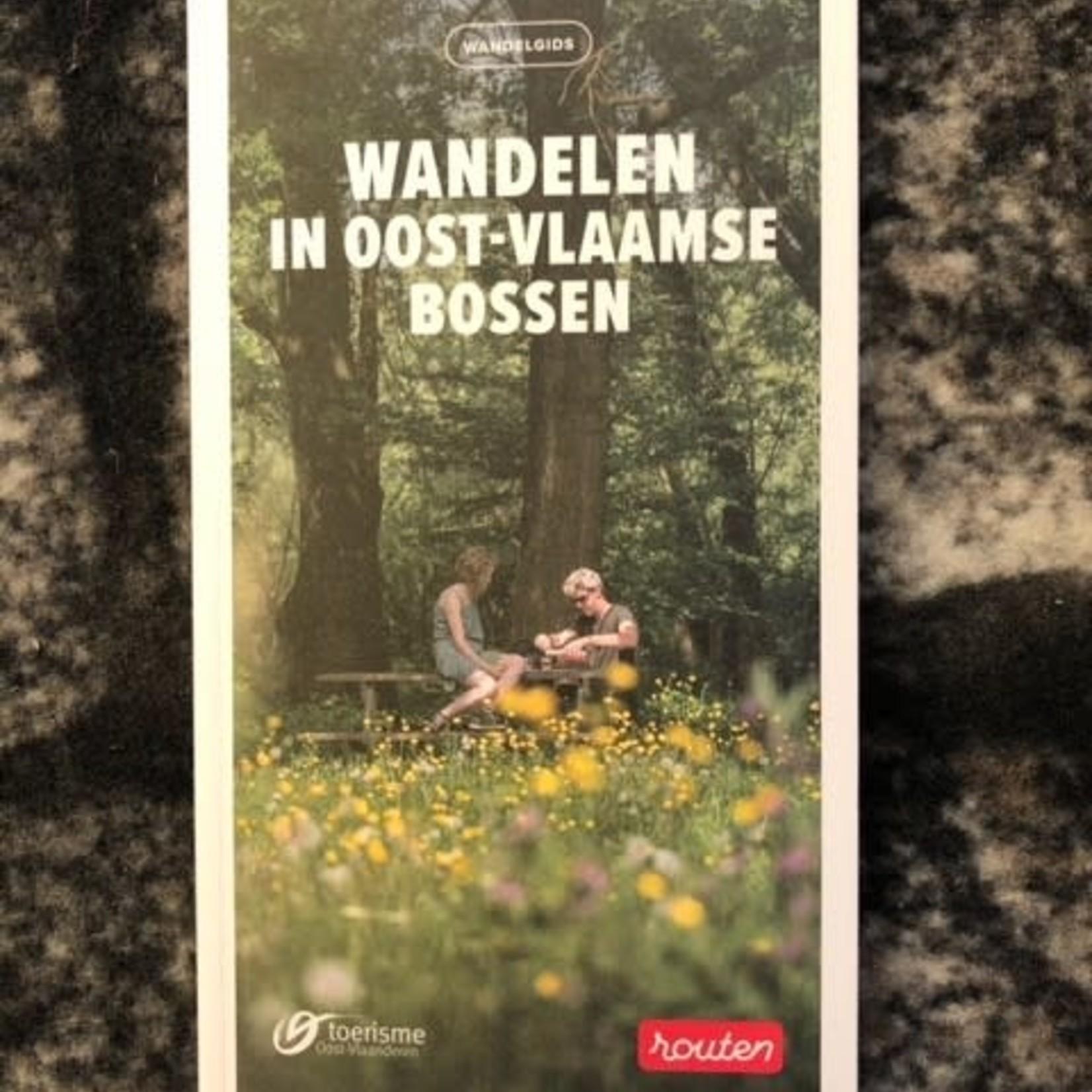 Wandelen in Oost-Vlaamse bossen
