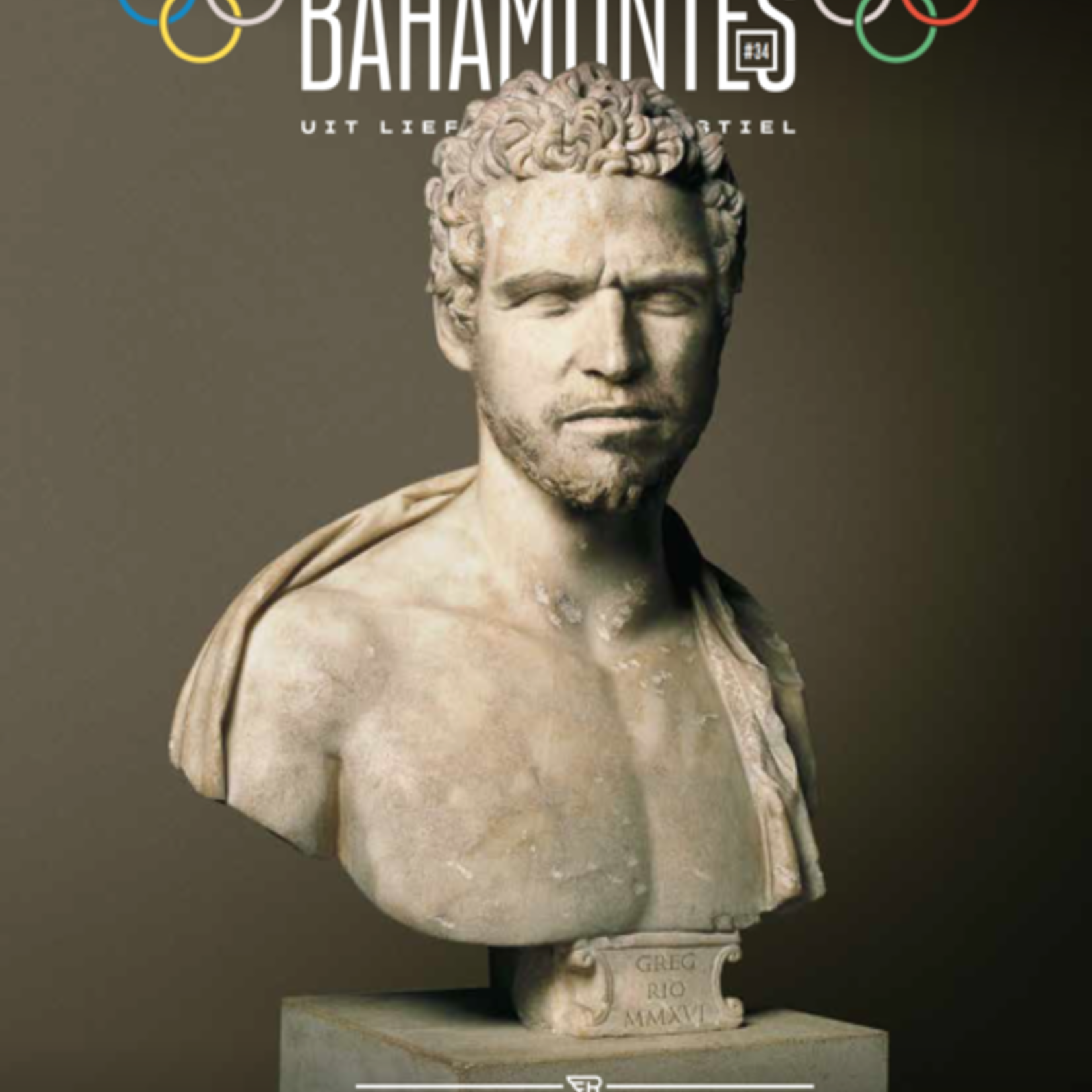 Bahamontes nr 34 'Olympiade'