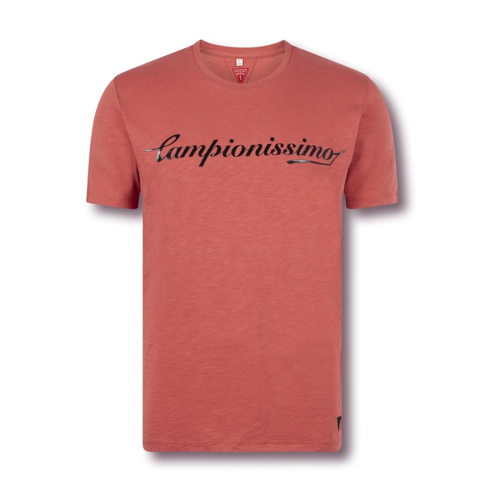 Le Patron T-shirt 'Il Campionissimo'