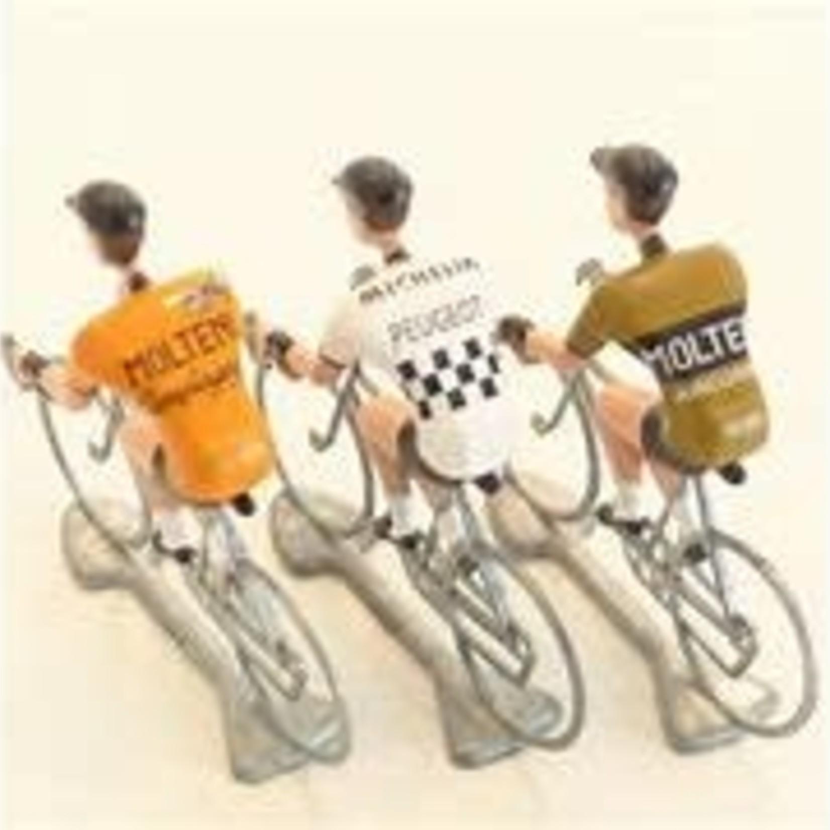 Miniatuur Cycling hero 2 'Eddy Merckx'