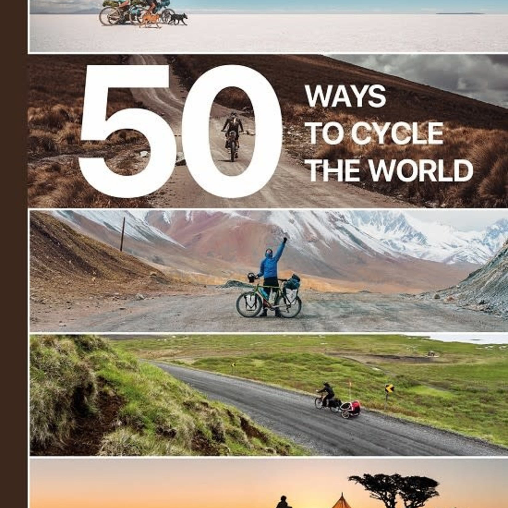 '50 ways to cycle the world' Belén Castello