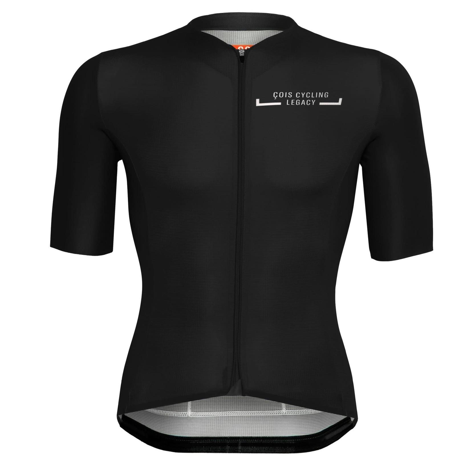 Cois Cycling 'Signature Jersey Black Men'