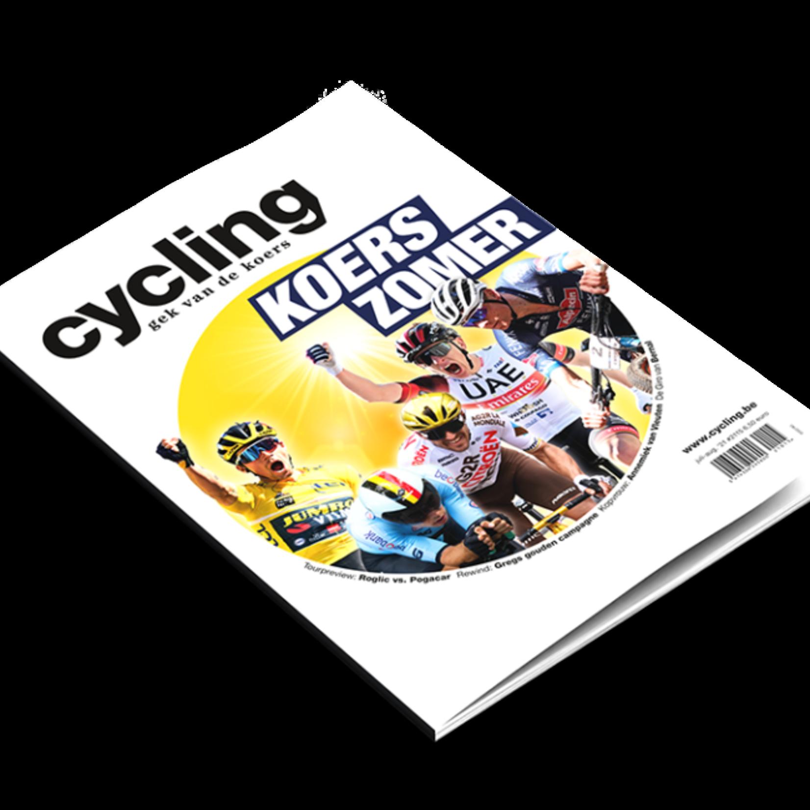 Cycling 'Gek van de koers'