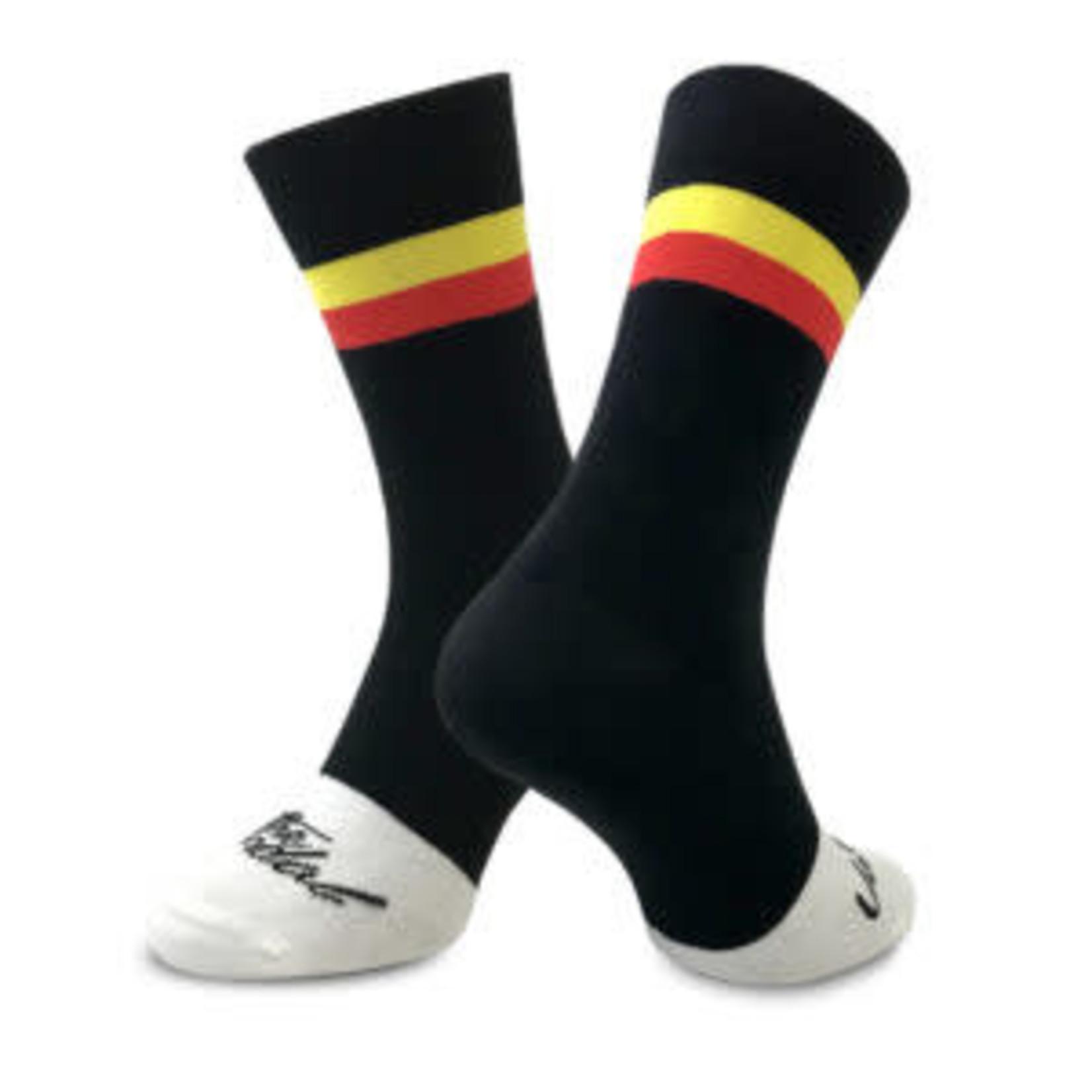 Sokken (Vandal) 'Belgium' black