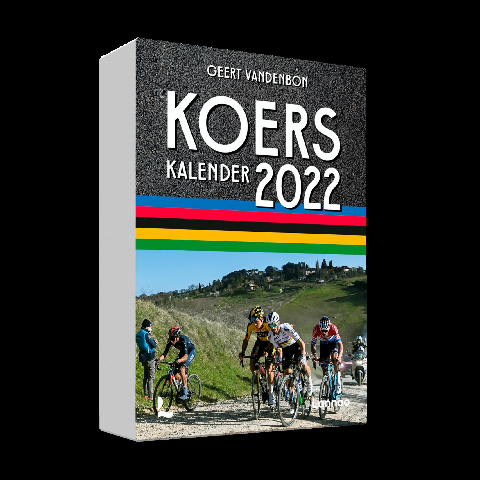 KoersKalender 2022 (Geert Vandenbon)