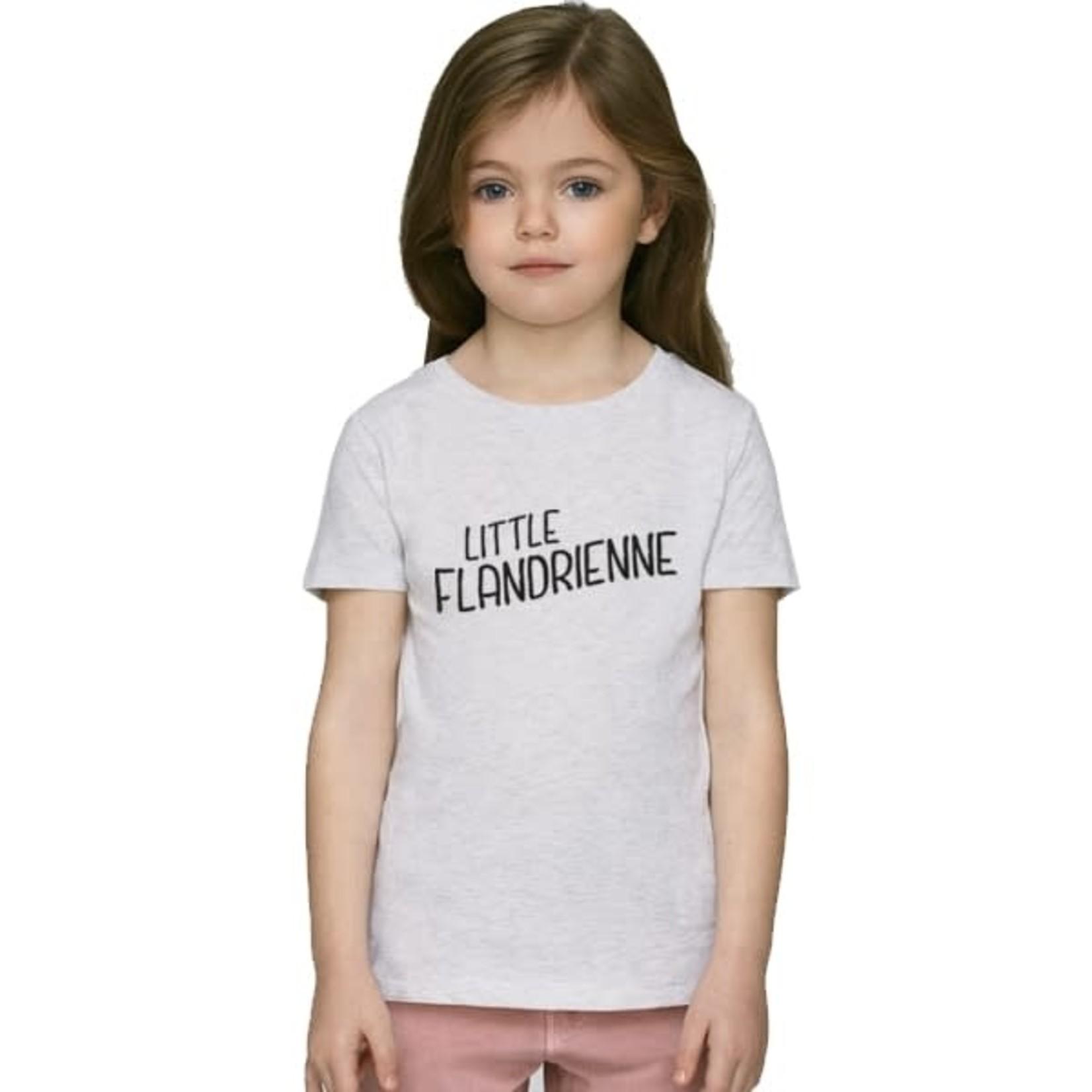 T-shirt 'Little Flandrienne'