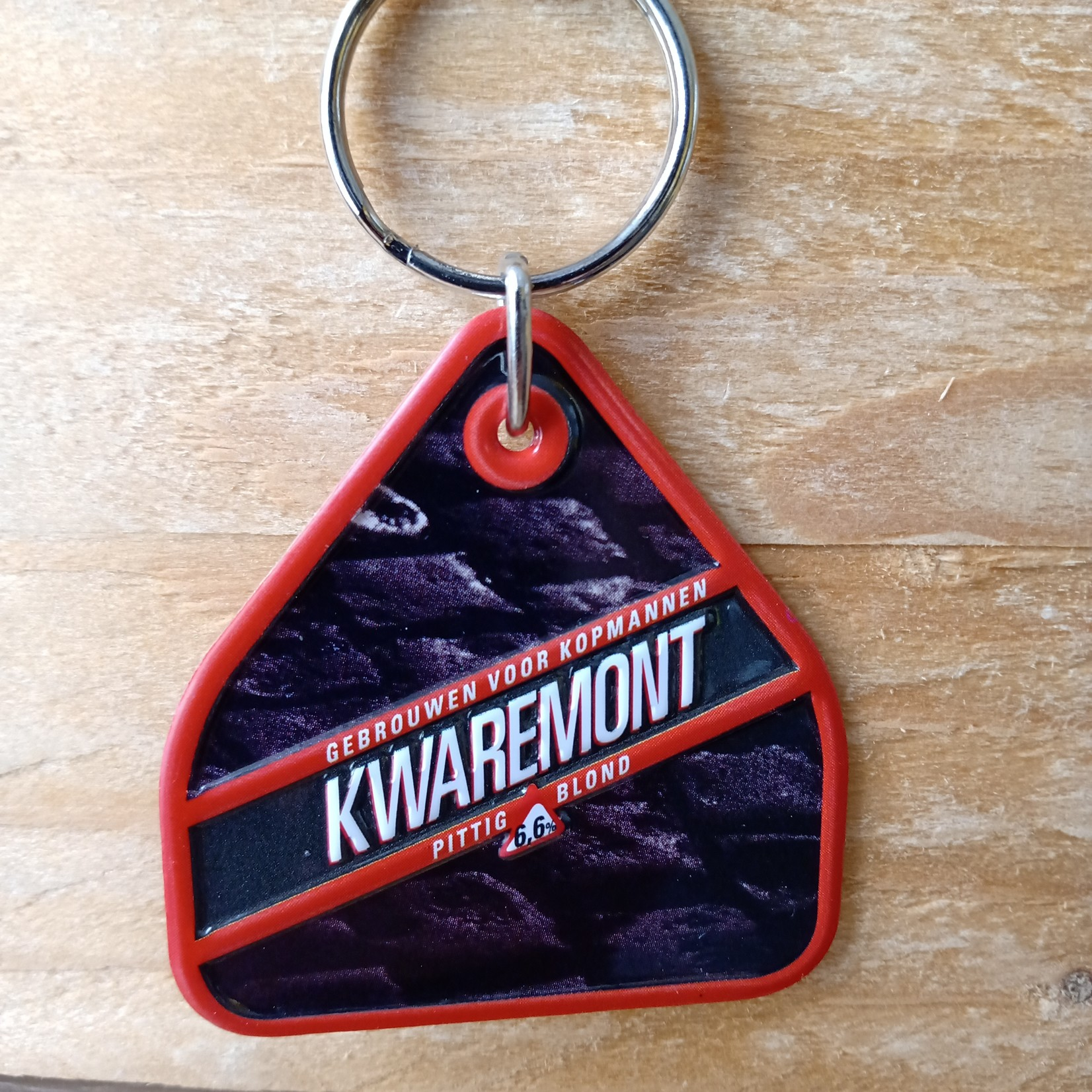 Keyring Kwaremont