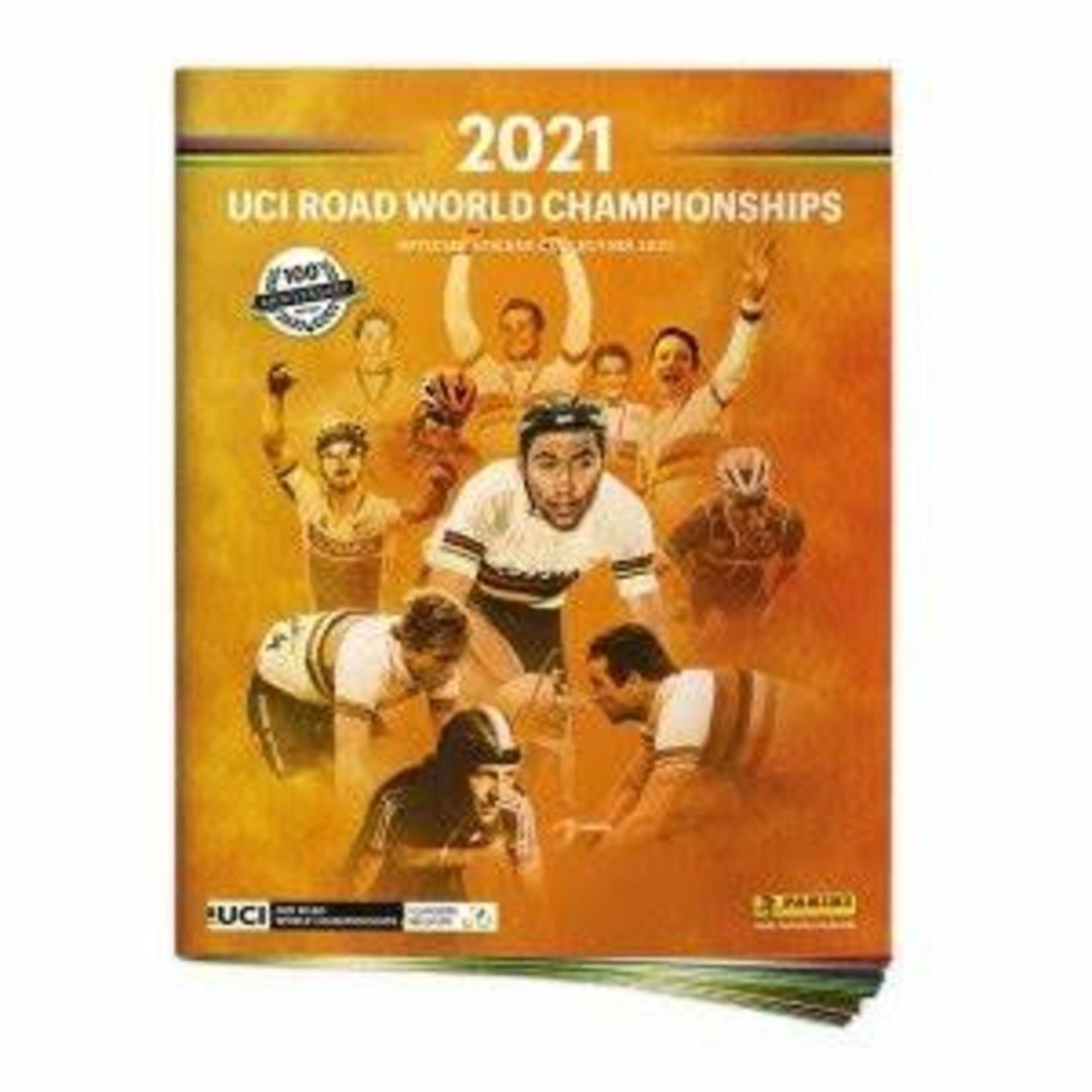 Panini UCI Worldchampion album 2021 Soft Cover