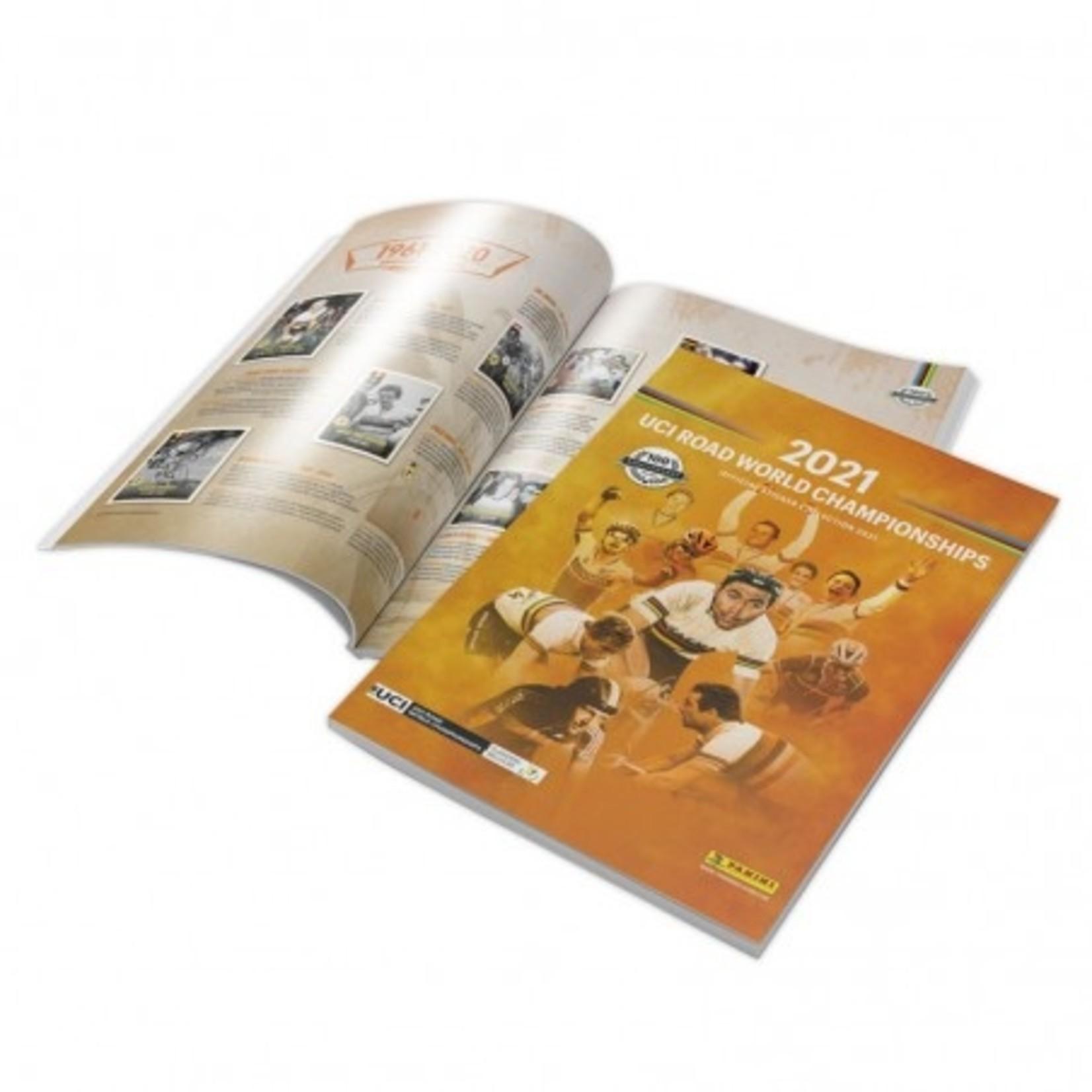 Panini UCI Worldchampion album 2021 Hard Cover