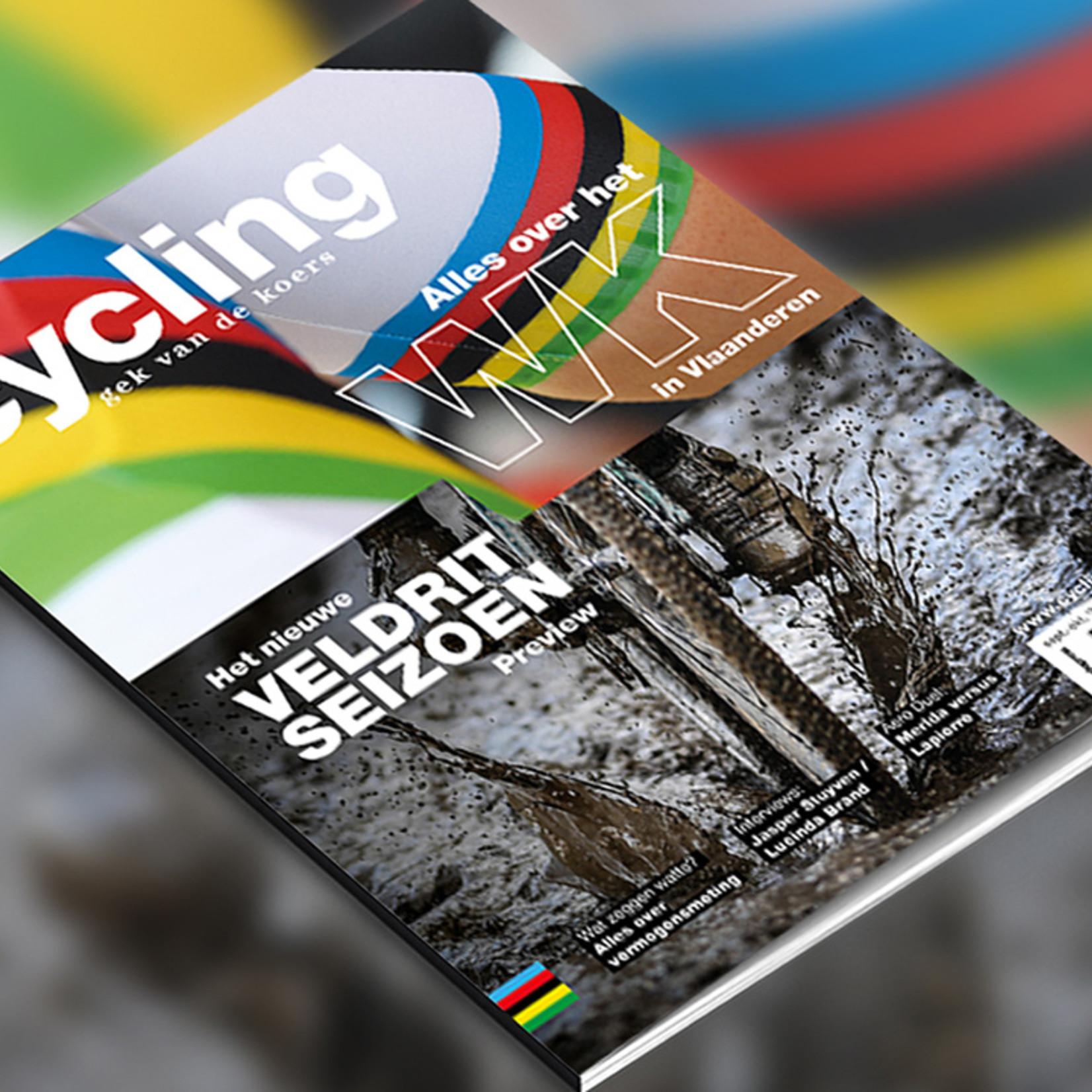 Cycling 'Gek van de koers' WK Editie