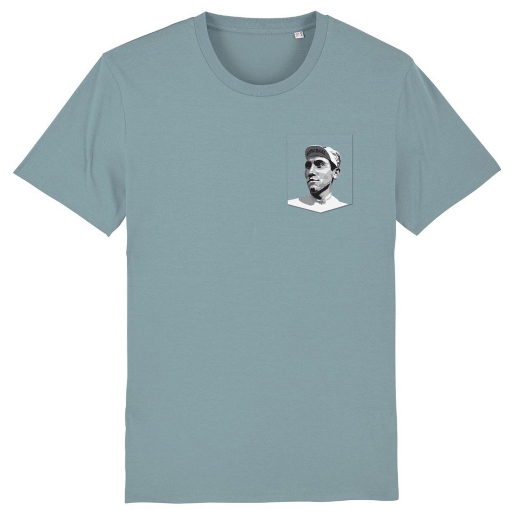T-shirt Eddy Blue