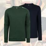 Sweater 'CDM' (blue)