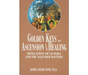 Golden Keys to Ascension and Healing - Tweedehands