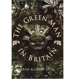 Doel, Fran & Geoff The Green Man in Britain - Tweedehands boek