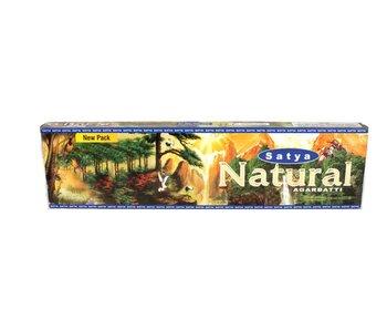 Wierook Satya Natural Agarbati 15 gram