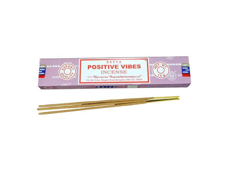 Wierook Satya Positive Vibes 15 gram