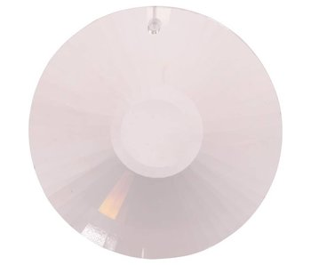 Regenboogkristal cirkel