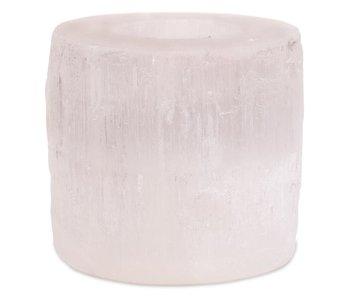 Waxinehouder Seleniet Cilinder