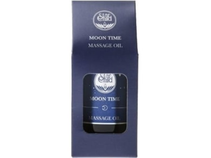 Star Child Massage Olie Moon Time 100mL