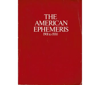 The American Ephemeris 1901- 2000 (9 delig)