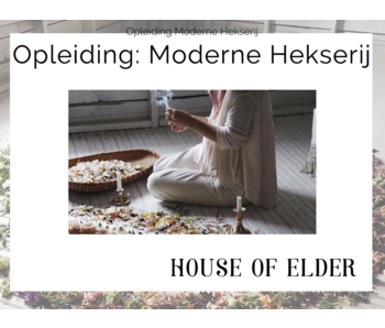 Workshop Moderne Hekserij - 14 augustus 2021