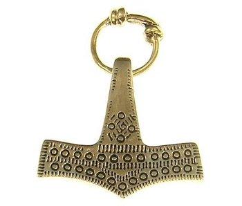 Hanger Mjolnir met Beugel Brons