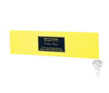 Wierook Pure Absolute Yellow Rose