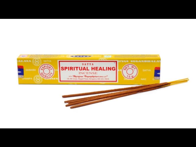 Wierook Satya Spiritual Healing