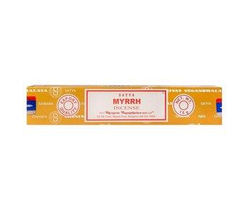 Wierook Satya Myrrh 15 gram