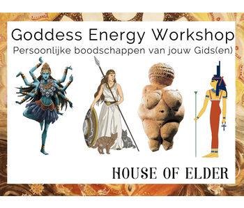 Elder Goddess Energy Workshop & Healing