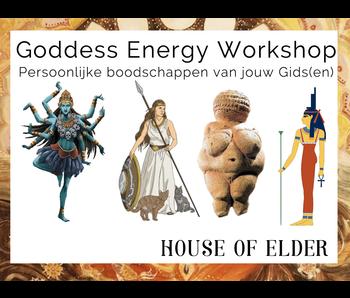 Goddess Energy Avond