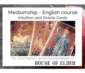 Mediumship: an Introduction (English workshops)