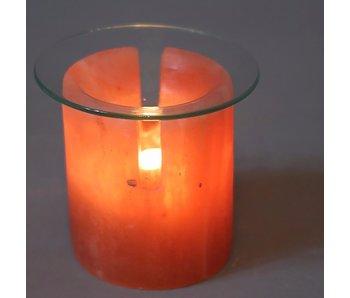 Zoutkristal Sfeerlicht Aromabrander