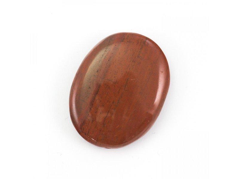 Rode Jaspis Palmsteen