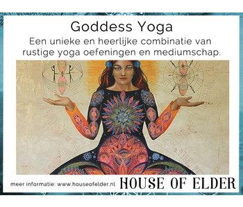 Goddess Yoga Avond