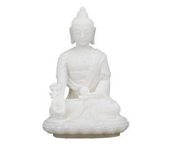 Boeddha Wit 15 cm